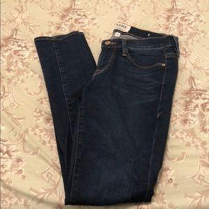Frame Jeans- size 26 skinny